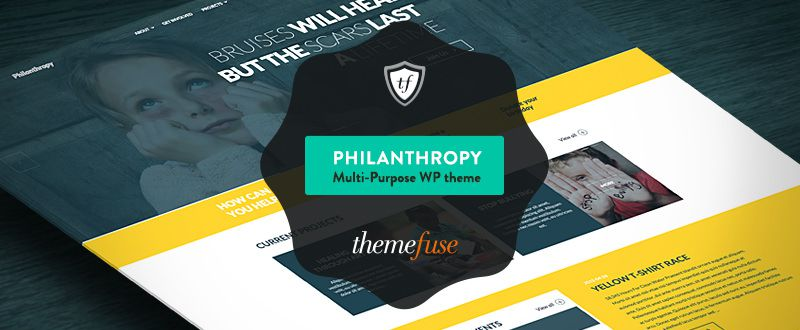 Philanthropy Multi-Purpose Theme