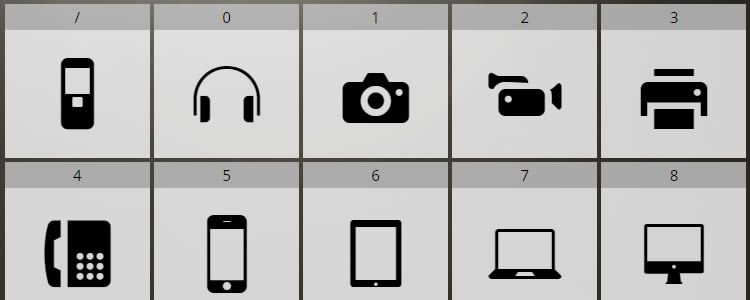icon free font Sosa Icon Font