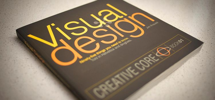 Visual Design: Ninety-five things you need to know book for web designers