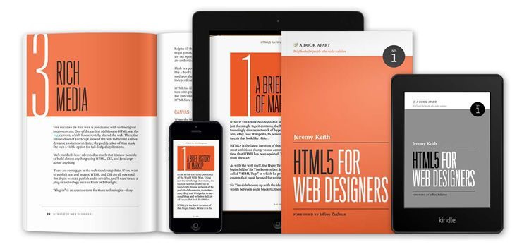 HTML 5 For Web Designers book for web designers