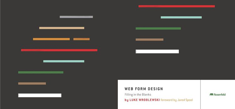 Web Form Design book for web designers