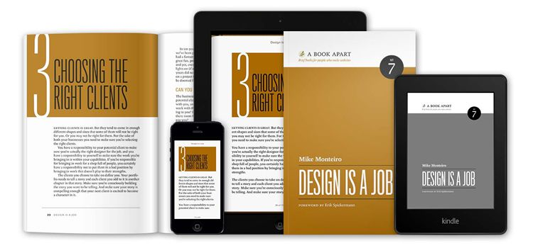 Design Is A Job book for web designers