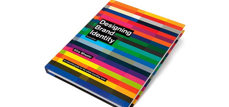 Designing Brand Identity book for web designers