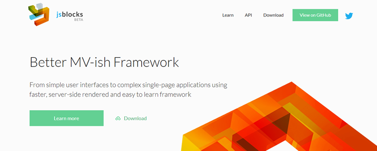 jsblocks JavaScript MV-ish Framework resources web design weekly