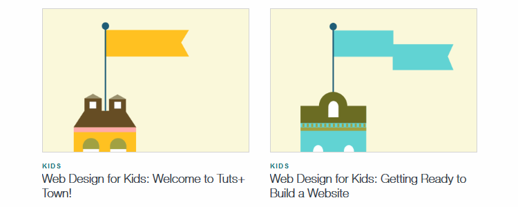 Web Design for Kids resources web design weekly