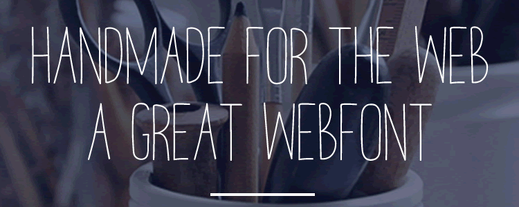 Melo Handmade Font