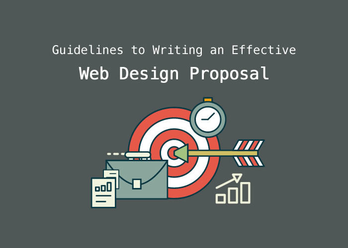 Guidelines to Writing an Effective Web Design Proposal
