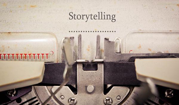 Storytelling message