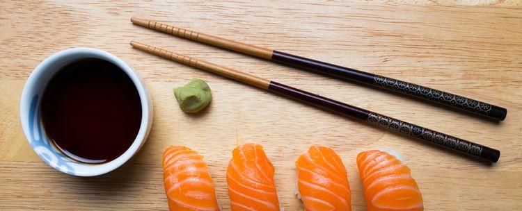 Wasabi and Sauce