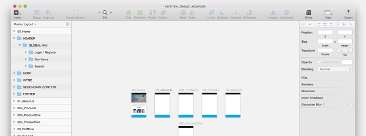 How to Improve Your UI Design Workflow in Sketch
