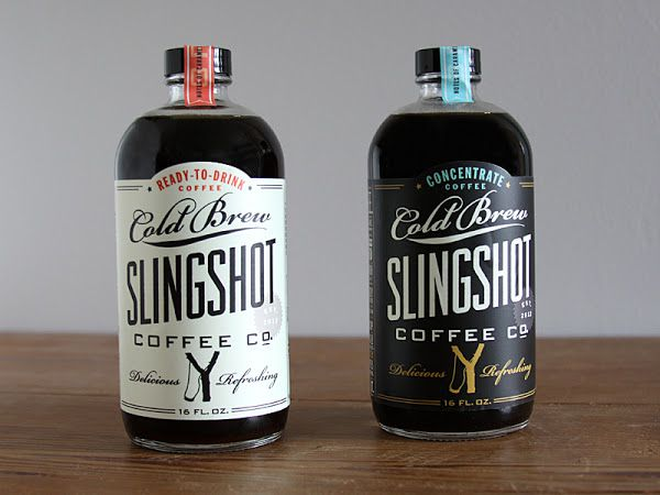 Slingshot Coffee Side by Side