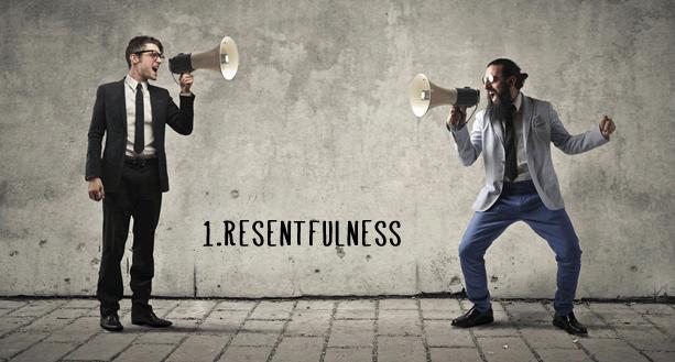 Resentfulness