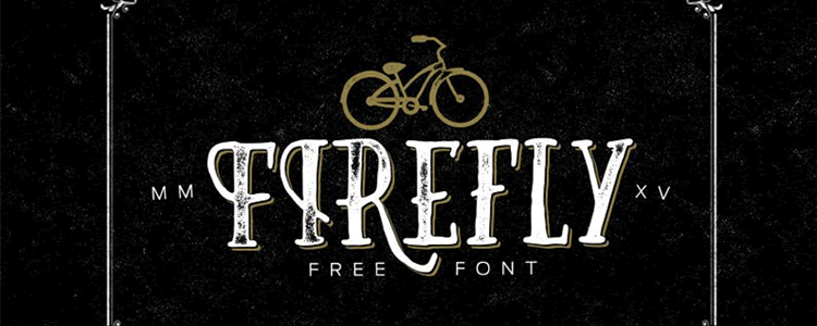 Firefly Typeface