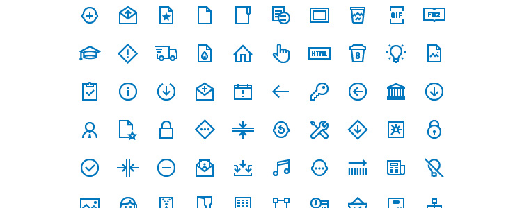 Windows 10 Icons