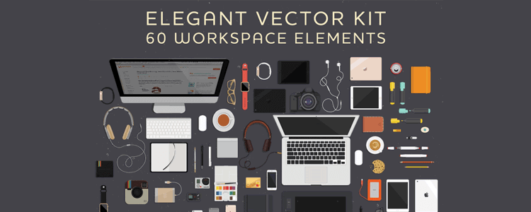A Workspace Illustrations Kit