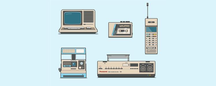 80s Electronics