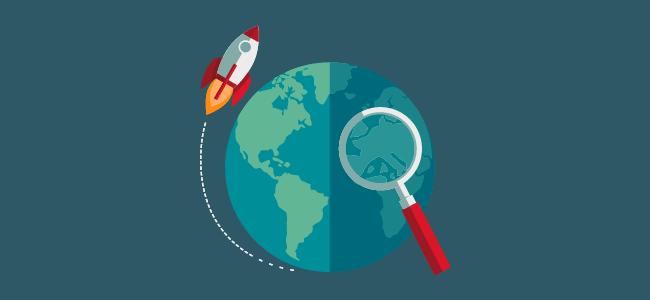 Flat design colored vector illustration concept for business idea creativity efficiency successful career