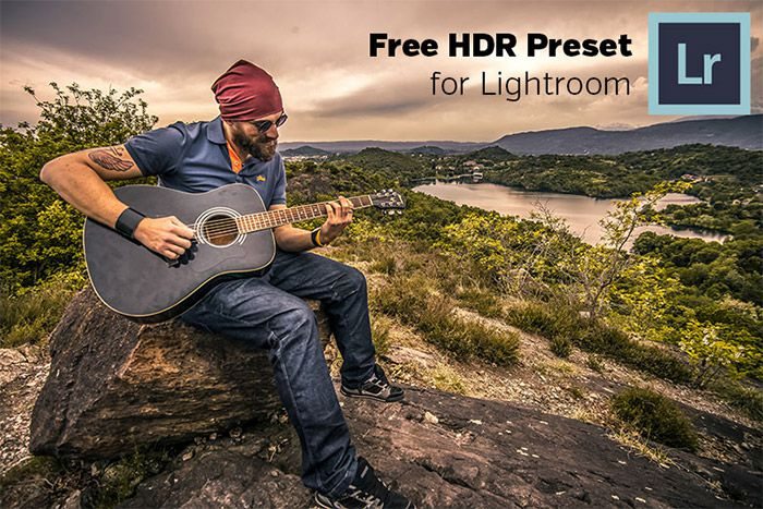 Free HDR Lightroom Preset