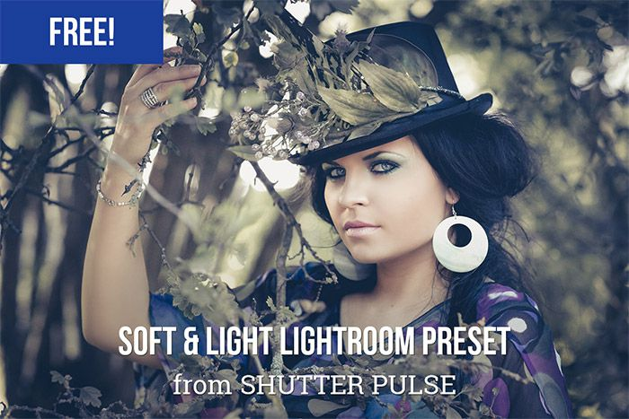 Soft & Light Lightroom Preset