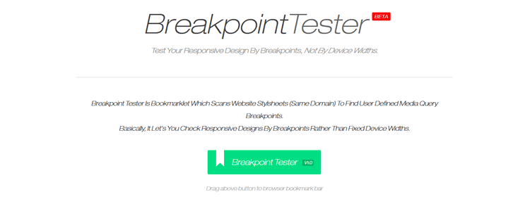 Breakpoint Tester