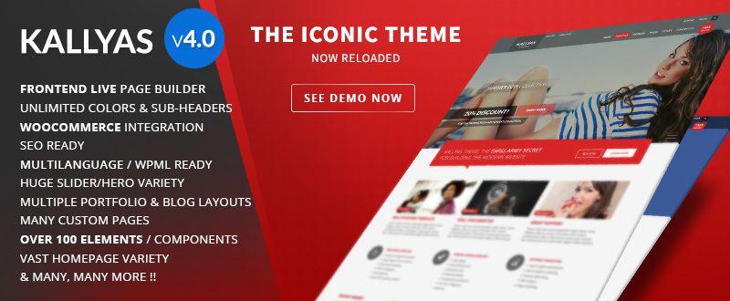 Kallyas Theme WordPress Theme