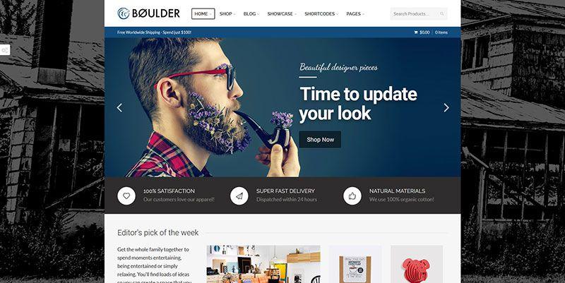Boulder WordPress Theme