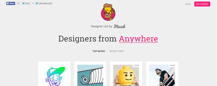 Designer List