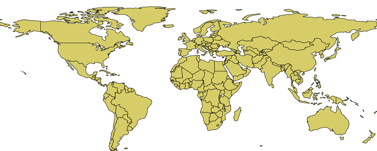 A Guide To Building SVG Maps From Natural Earth Data