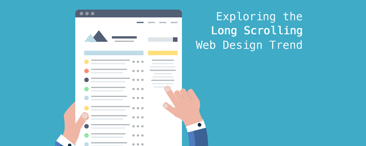 Exploring Long Scrolling Web Design Trend