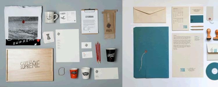 Brand Presentation inspiration