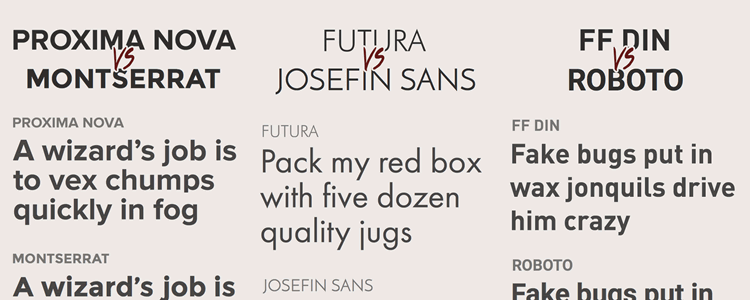 Best Free Alternatives Most Popular Fonts