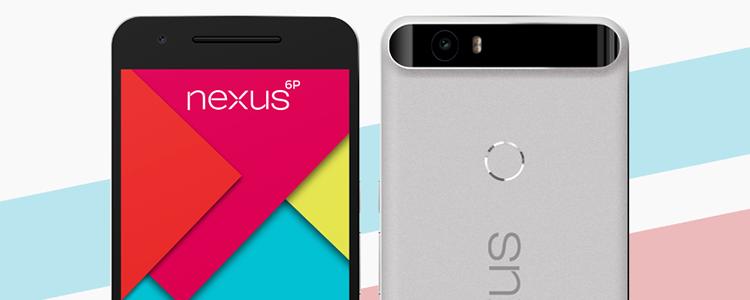 Nexus 6P Freebie Mockup