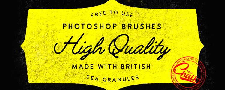 10 Gritty Photoshop Brushes