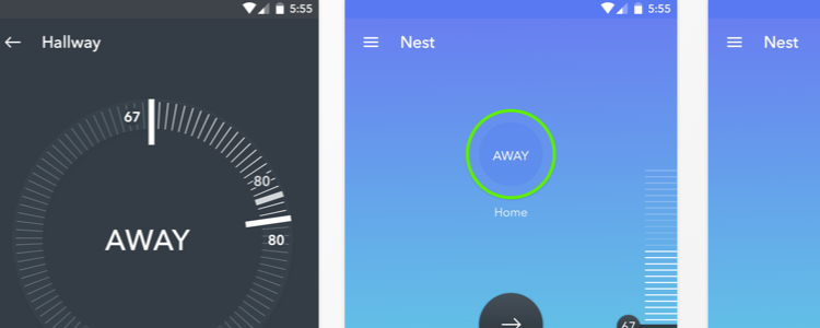 Nest Material Design UI Kit