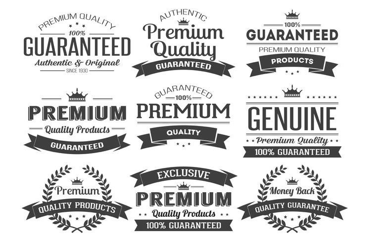 15 free vintage logo badge template collections label vector insignias 9 logos ai eps maxwellsz