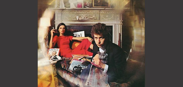 Bringing It All Back Home Bob Dylan album cover art