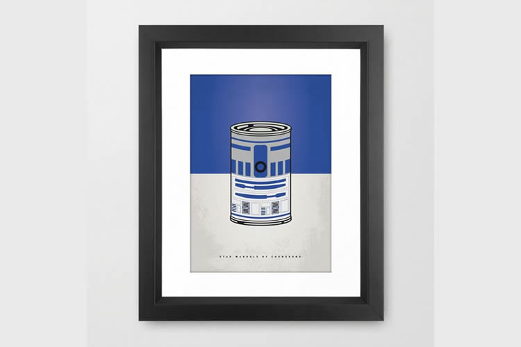 Star Warhols Posters – Combining Star Wars with the Art of Andy Warhol