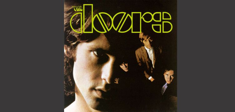 The Doors album cover art