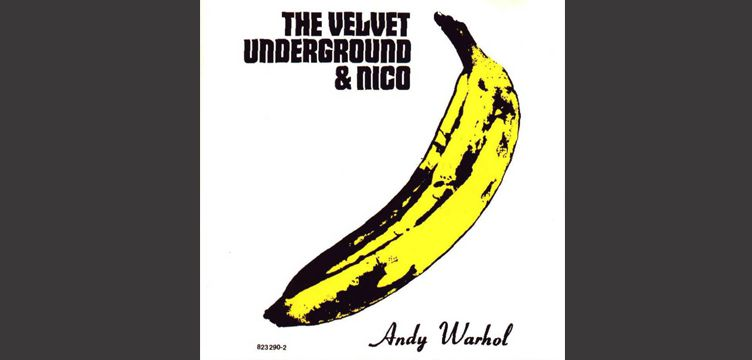 The Velvet Underground album cover art