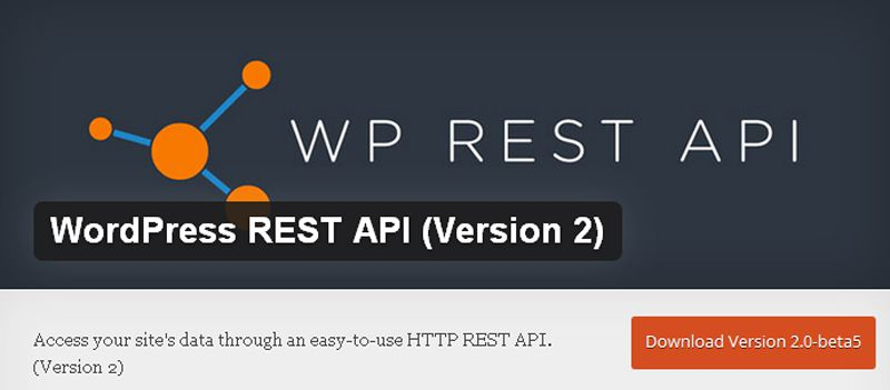 WordPress REST API Version 2