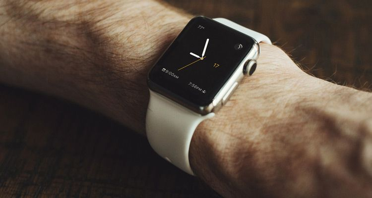 apple watch photo mockup
