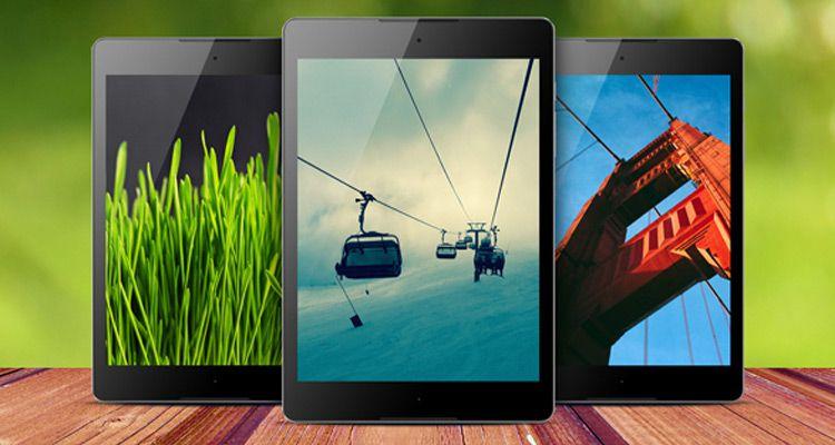 nexus 9 tablet mockup