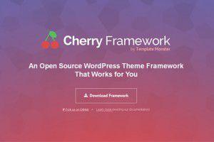 cherry-free-wordpress-framework