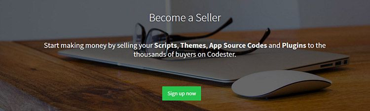 Codester - Become a Seller
