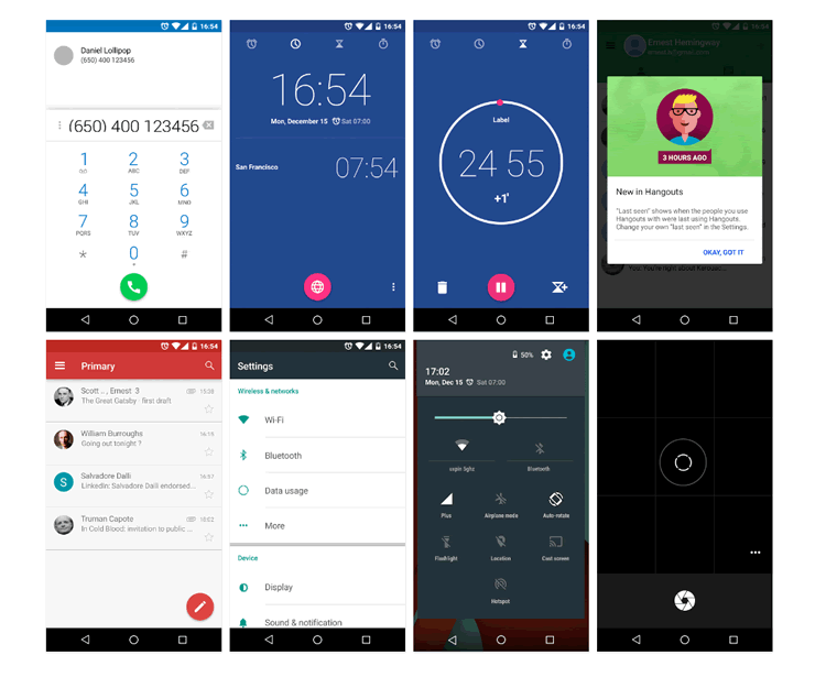 Top 50 Free Mobile UI Kits for iOS & Android