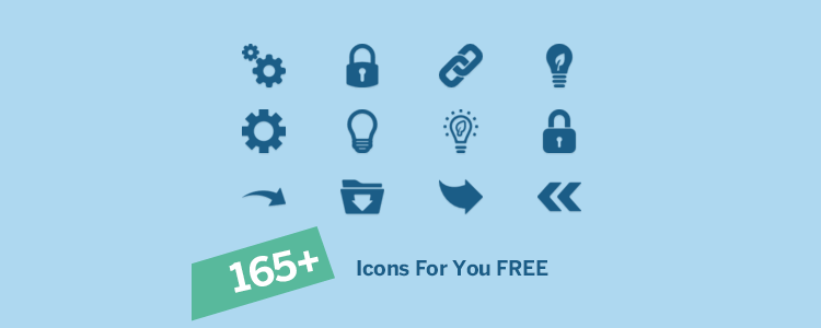 165 Free Icons