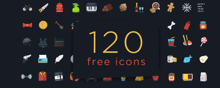 Colorful Ficons Icons