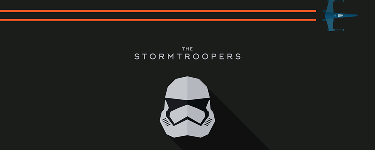 Star Wars Free Vector Imperial Soldiers Illustrations