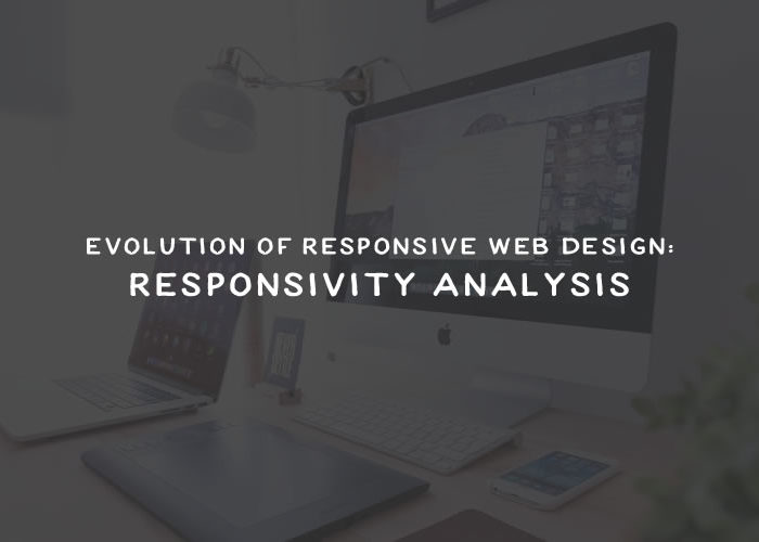 The Next Step in the Evolution of Responsive Web Design: Responsivity Analysis
