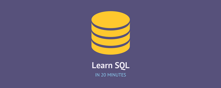 Learn SQL In 20 Minutes
